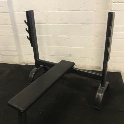 Force Fitness Olympic Bench