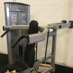 Force Fitness Shoulder Press Machine