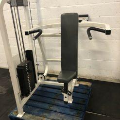 Life Fitness Pro 1 Shoulder Press