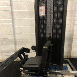 Force Fitness Seated Calf Raise Rotary Calf Machine