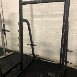 Pulse Fitness Olympic Multi Rack Squat Rack