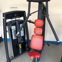 Pulse Fitness Evolve Series Chest Press