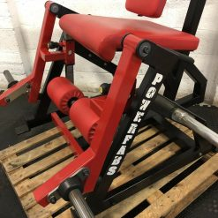 Profabs Plate Loaded Leg Extension