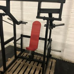 Profabs Plate Loaded Front Shoulder Press
