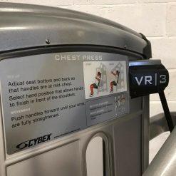 Cybex VR3 Chest Press