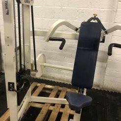 Cybex VR1 Dual Shoulder Press